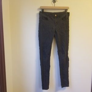 Black Jegging Style Jeans by H&M